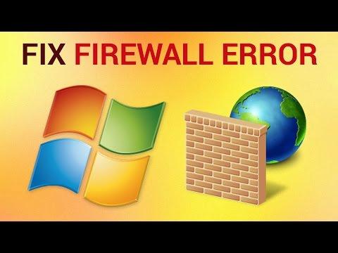 How to Fix Windows Firewall Error 0x80070424