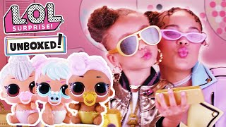 Unboxed! | LOL Surprise! | Ooh La La Babies | Season 4 Episode 5 Video
