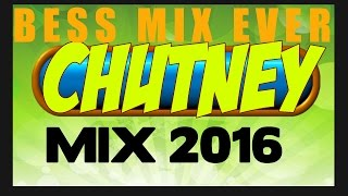 Chutney 2016 Mix - (DJ SWEETMAN PRESENTS SHAKE WAIST MIX)