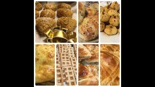 تشكيله معجنات محشيه سهله  وسريعه وبأشكال مختلفه new invention and easy and good quality pastery