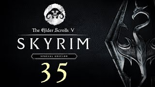 SKYRIM - Special Edition #35 : It wasn't me! It was the crazy spiderbot!