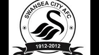 Hino Oficial do Swansea City Association Football Club Ing