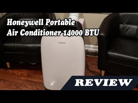 Honeywell Portable Air Conditioner 14000 BTU Review | Heat 4 in 1 Multi-Functional