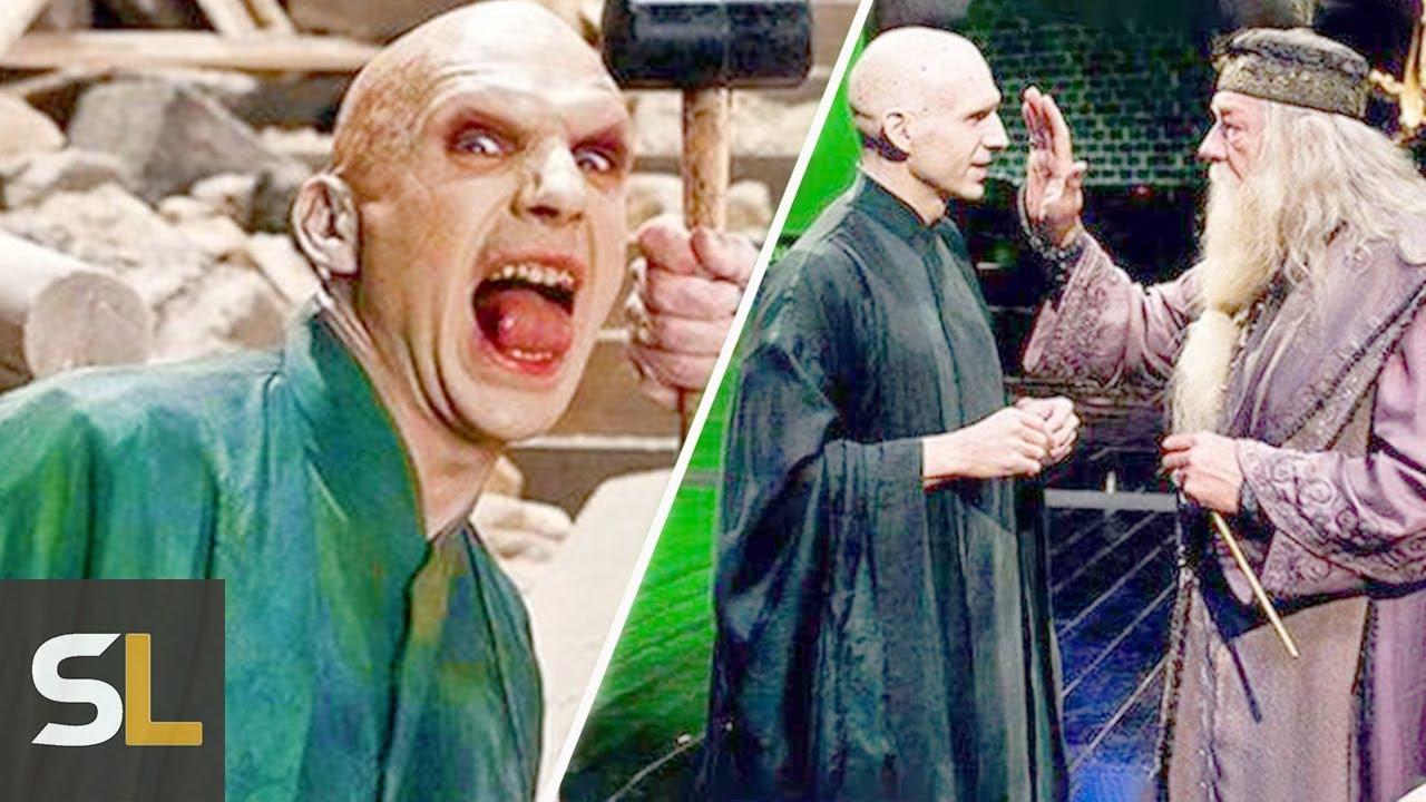 25 Segredos Dos Bastidores Dos Filmes De Harry Potter