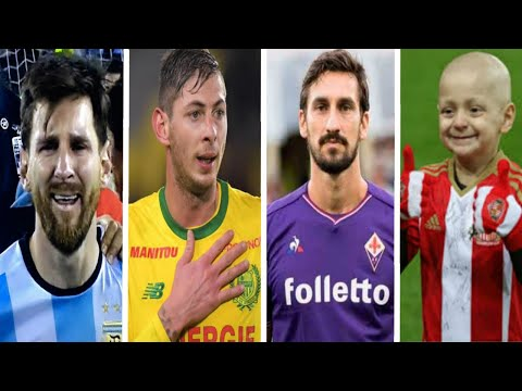 Emotional Football Moments That Will Make You Cry (Part 1)