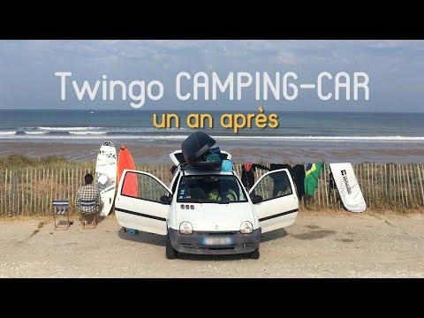 Twingo CAMPING-CAR : Améliorations et voyage dans les Landes #5