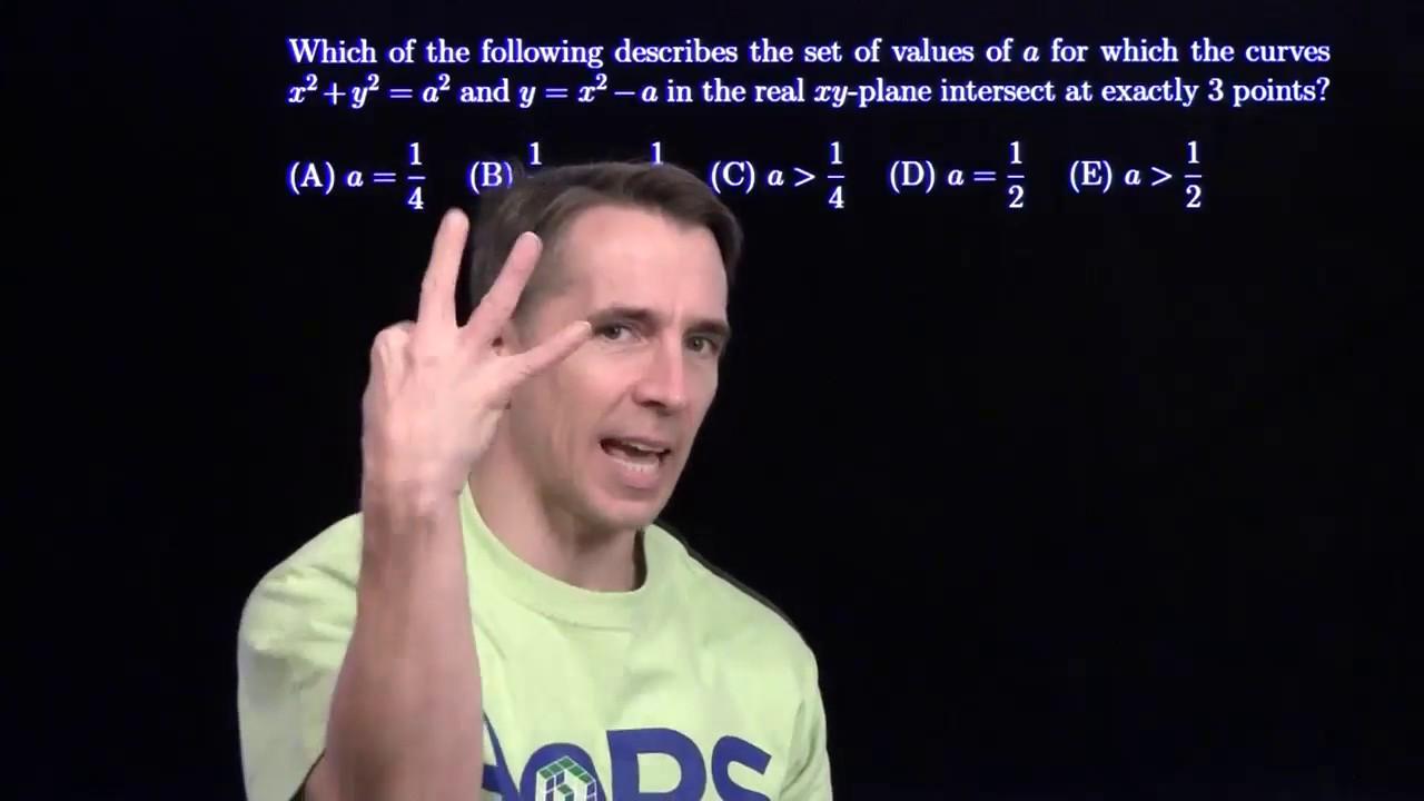 Art of Problem Solving: 2018 AMC 10 A #21 / AMC 12 A #16