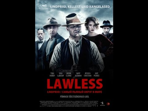 Lawless 720 BluRay starring TOM HARDY