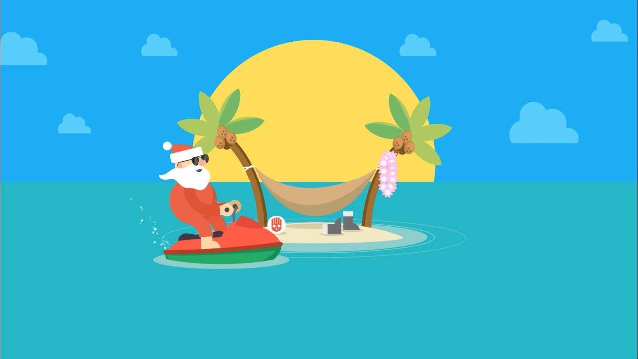 Google Santa Tracker Where S Santa Youtube