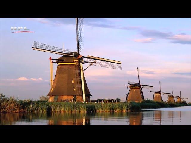 Het groene hart: Molens in Zuid Holland
