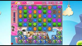 Candy Crush Level 1549  No Boosters