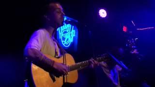 Trevor Hall: Green Mountain State - Belly Up Tavern - Solana Beach, CA - 05/24/2015