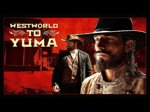 Westworld to Yuma  A Westworldstyle  film  Made using HitFilm Express