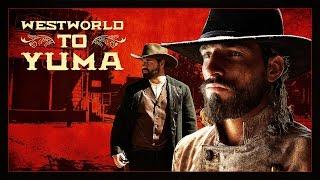 Westworld to Yuma | A Westworld-style fan film | Made using HitFilm Express