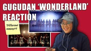 REACTION to GUGUDAN (구구단) - 'Wonderland' M/V | ZYAN NZ