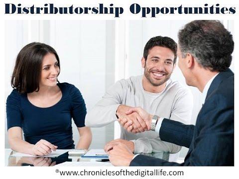 Distributorship Opportunities - 3 Ways To Guarantee Success In All  Distributorship Opportunities