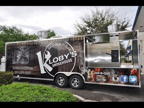 Kloby's Smokehouse (Smoker Trailer)