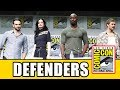 THE DEFENDERS Comic Con Panel News Highlights