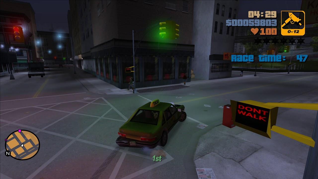Grand Theft Auto III - Turismo - YouTube