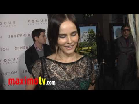Isabel Lucas Interview at
