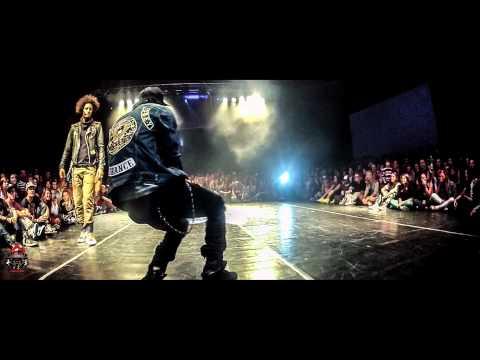 Hip Hop Weekend 2012 Teaser ( Les Twins ) @ Hungary - Street Dance Battle
