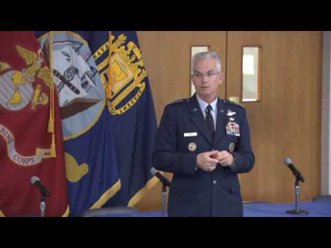 McCain Conference 2017, General Paul Selva, 10th Vice Chairm