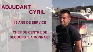PORTRAIT CHEF DE CENTRE NAUTIQUE POMPIERS PARIS
