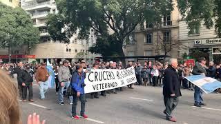 Desfile Militar independencia Argentina 9 Julio 2019 4k 41 de 45 Completo