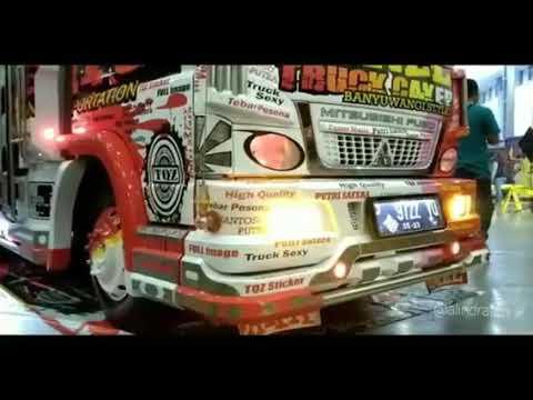 Dj Sholawat Man Ana Remix Versi Truck Indonesia