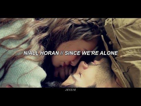Niall Horan - SINCE WE'RE ALONE (lyrics + sub. español)