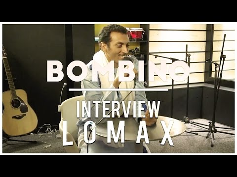 Bombino - Interview Lomax