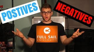 The Positives and Negatives of Full Sail University thumbnail