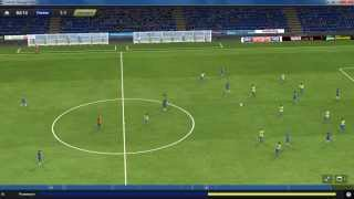Football Manager 2014 - Chelsea Career Mode Story #7 | 2 Games | Gameplay