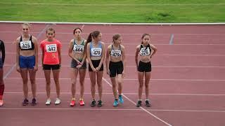 Гран При Московской области 2020 - 800 м девочки