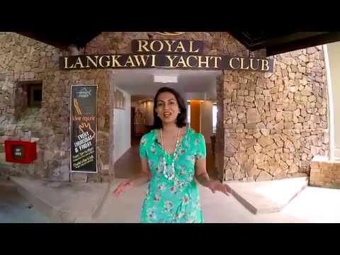 Juliet John visits the Royal Langkawi Yacht Club.