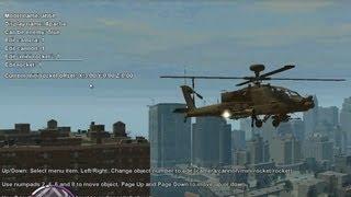 Heli Bestrijden - het maken van aangepaste config voor elke helikopter [iV]