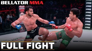 Full Fight | Gegard Mousasi vs. Lyoto Machida - Bellator 228