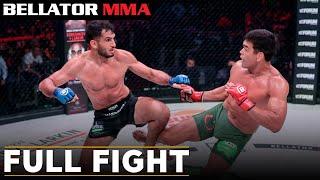 Full Fight | Gegard Mousasi vs. Lyoto Machida - Bellator 228
