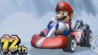 mario kart wii raging and funny moments