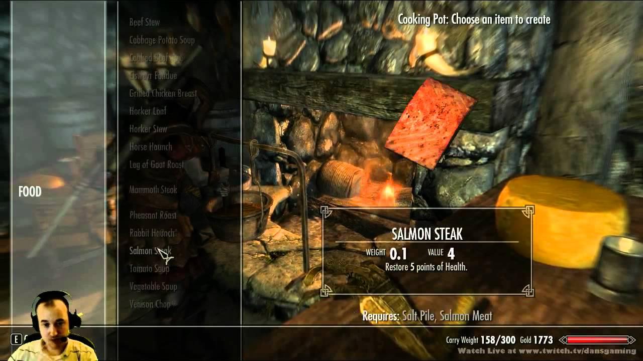 Elder Scrolls V: Skyrim (PC) - Part 15 - Let's Play with Dan - Stealth Dark  Elf