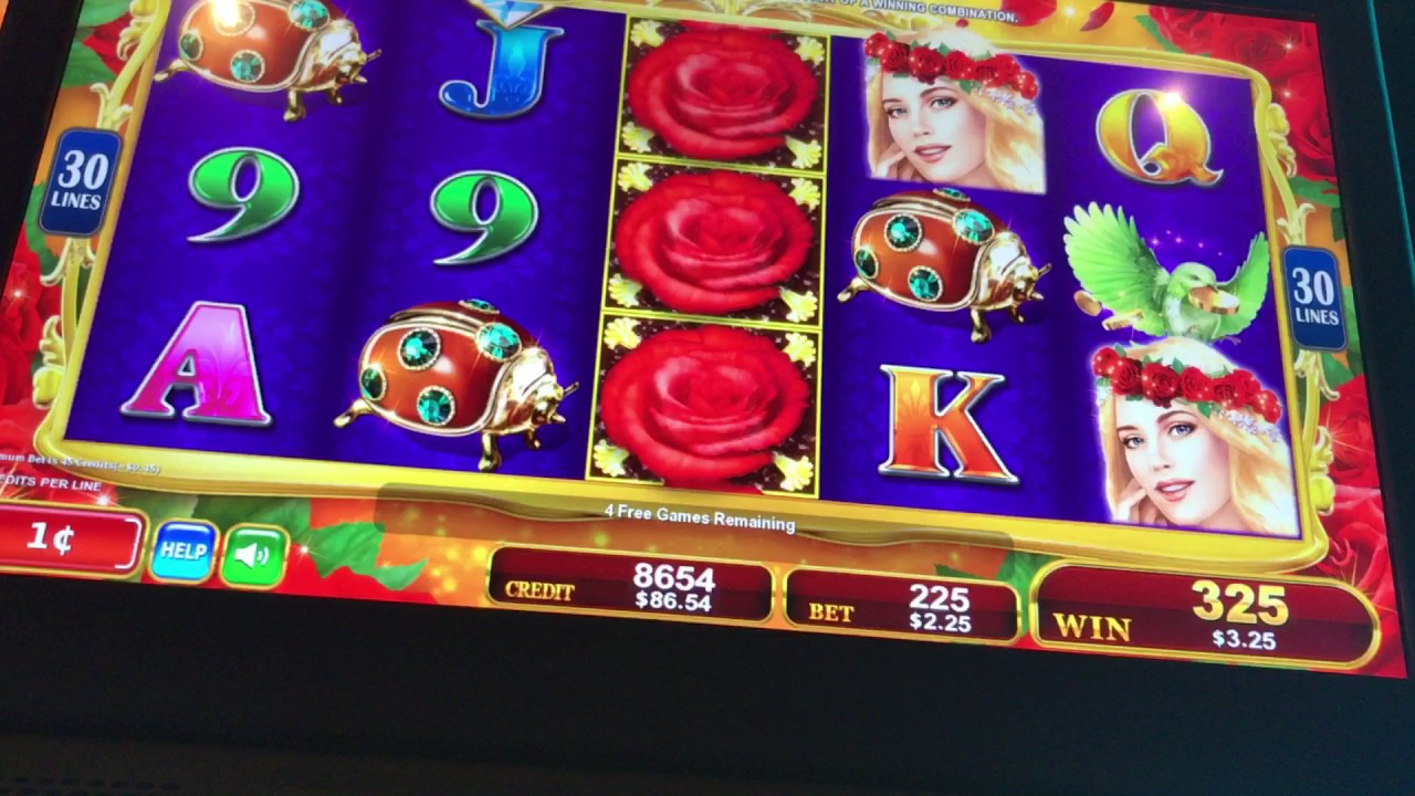free slot games rich girl