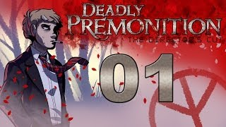 Deadly Premonition: The Director's Cut Gameplay Walkthrough Part 1 - The Best of the Worst