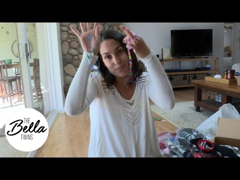 Memory lane with Brie Bella: A look back at her old wrestling gear
