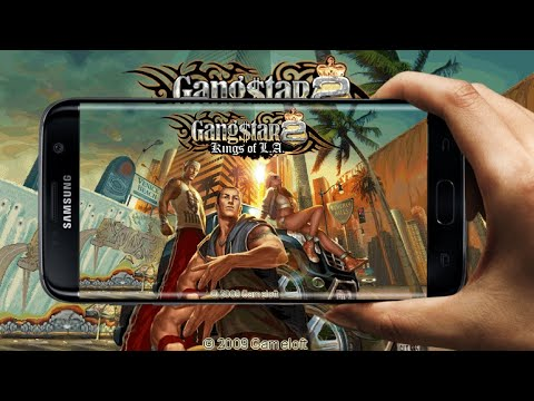Download How To Download Gangstar kings of la on Android