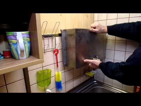 видео: Самодельная мойка для дачи