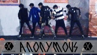 ANONYMOUS (EXO-K Dance Cover) - Lucifer, History, MAMA (Remix Ver.) at BTM 131102