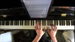 RCM Piano 2015 Grade 3 Study No.5 Czerny Etude in D Minor Op.261 No.53 by Alan