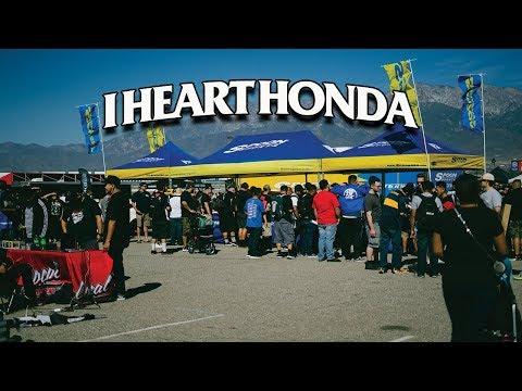 I Heart Honda Festival (spoon Sports)