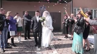 Трейлер свадьбы Андрея и Анастасии
