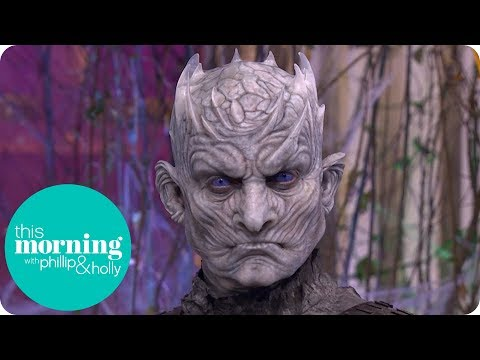 Phillip is Transformed into 'The Night King'! | This Morning
